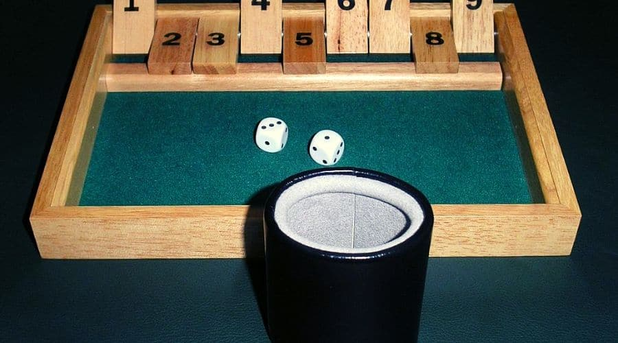 How to Play Shut the Box