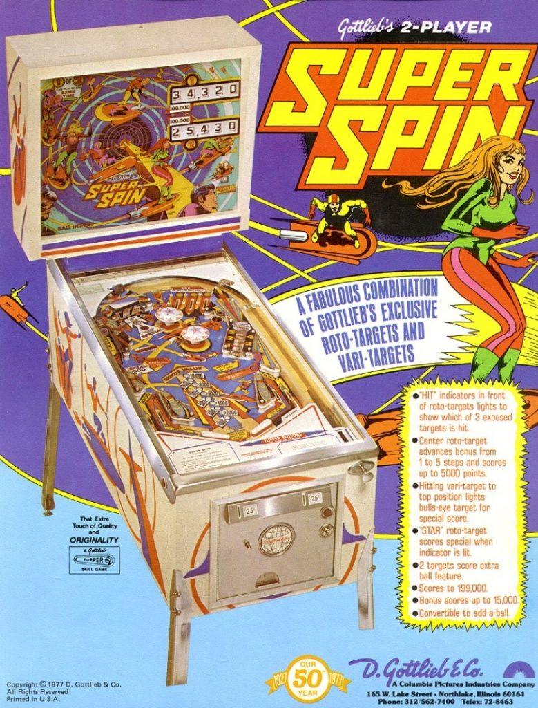 Super Spin Pinball