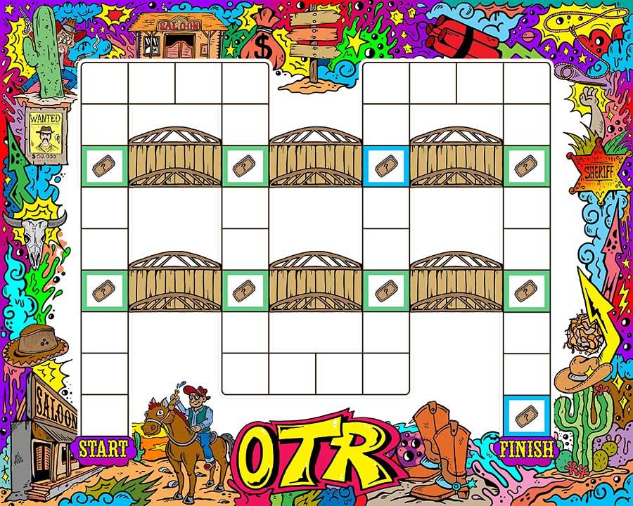 The OTR Game Board