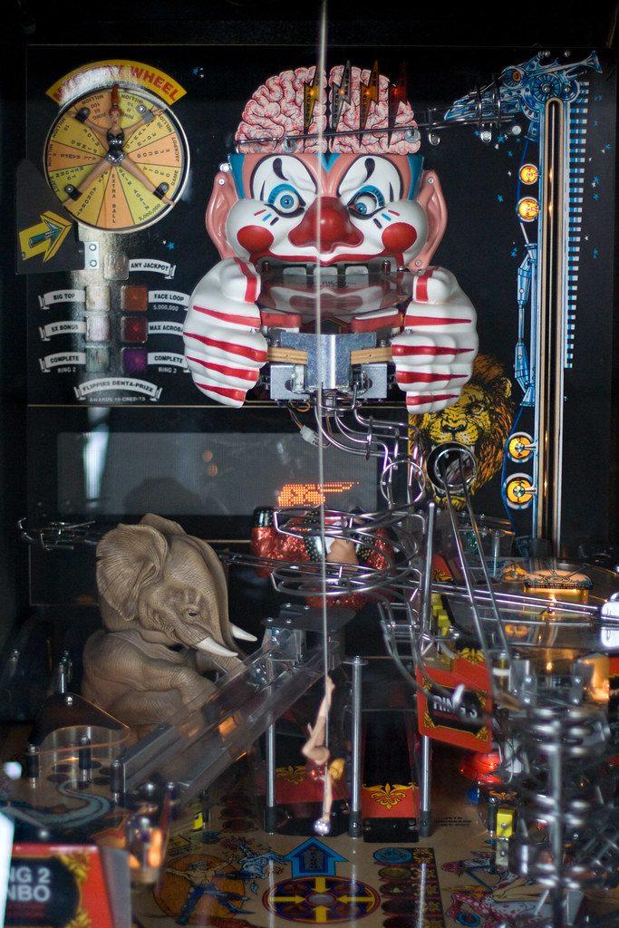 Pinball Circus