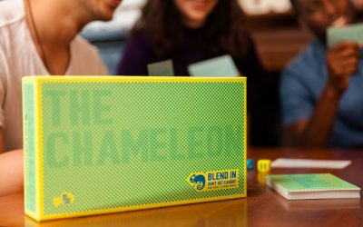 10 Reasons Why The Chameleon Deserves a Spot at Your Next Game Night