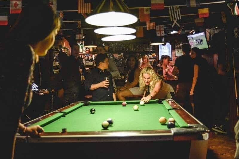 Classic Pocket Billiards, aka Pool