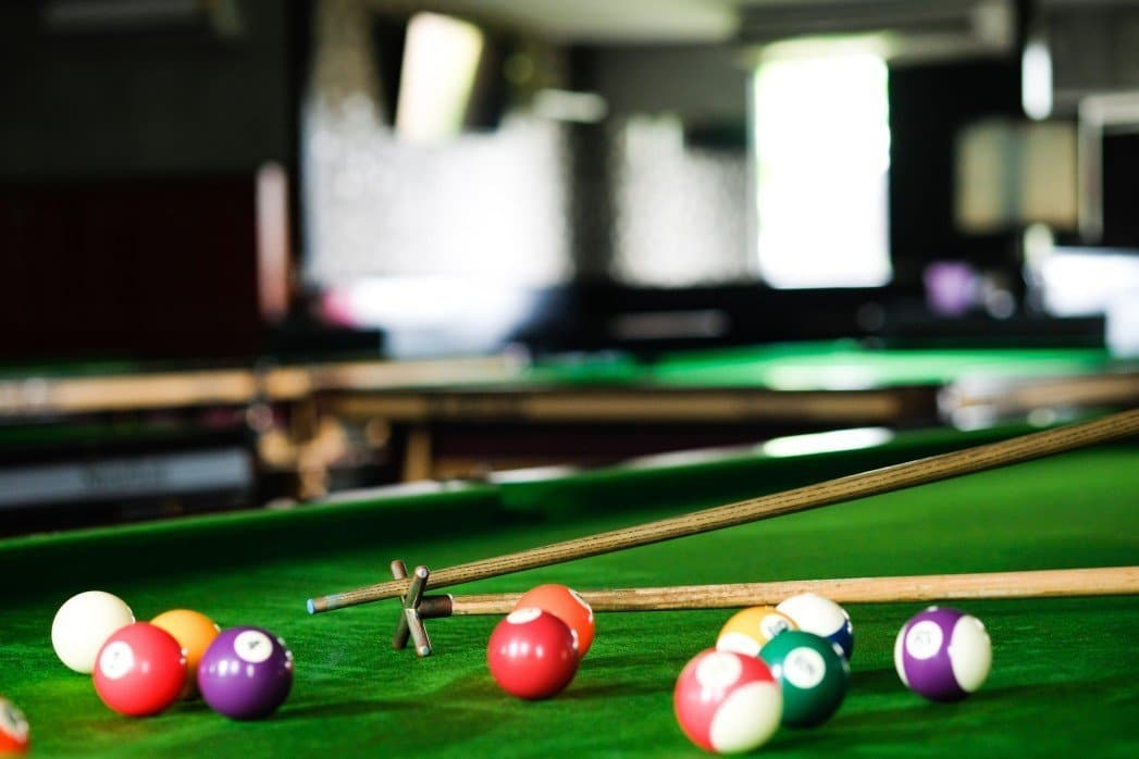 Snooker Pool Billiards Differences
