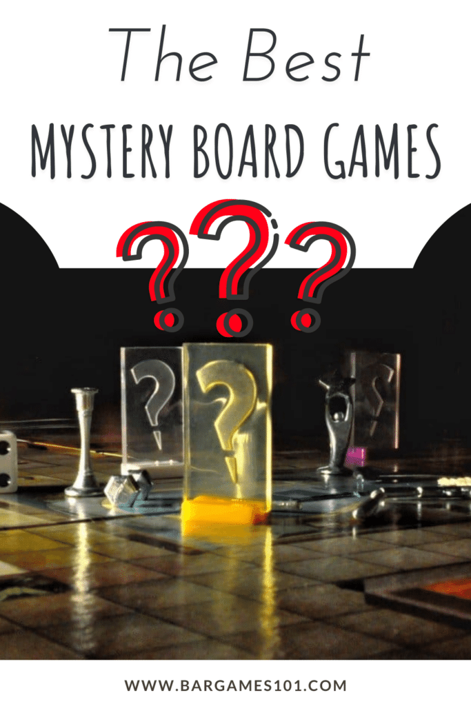 The 9 Best Mystery Board Games