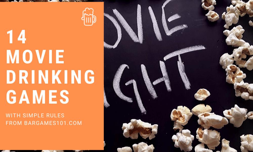 movie drinking games 101