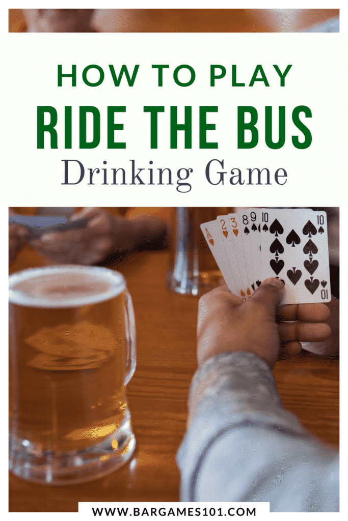 Ride the Bus Rules