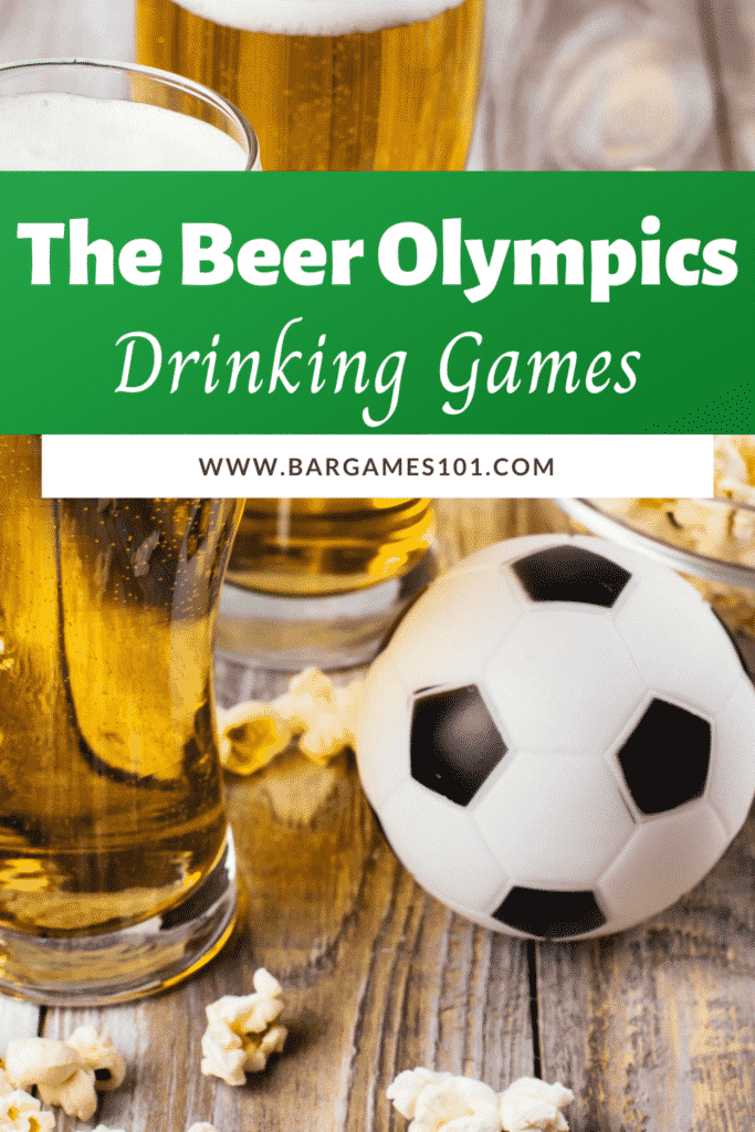 The Beer Olympics