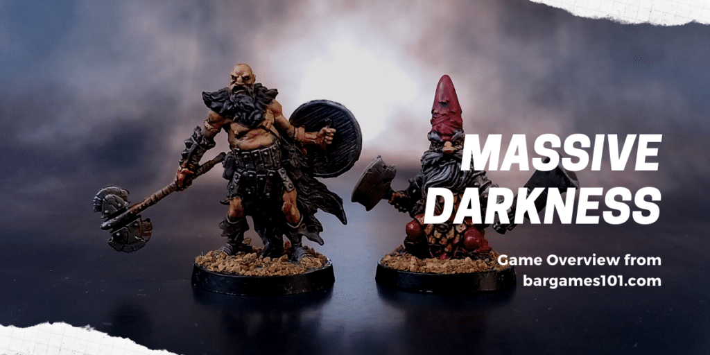 Massive Darkness Game Review