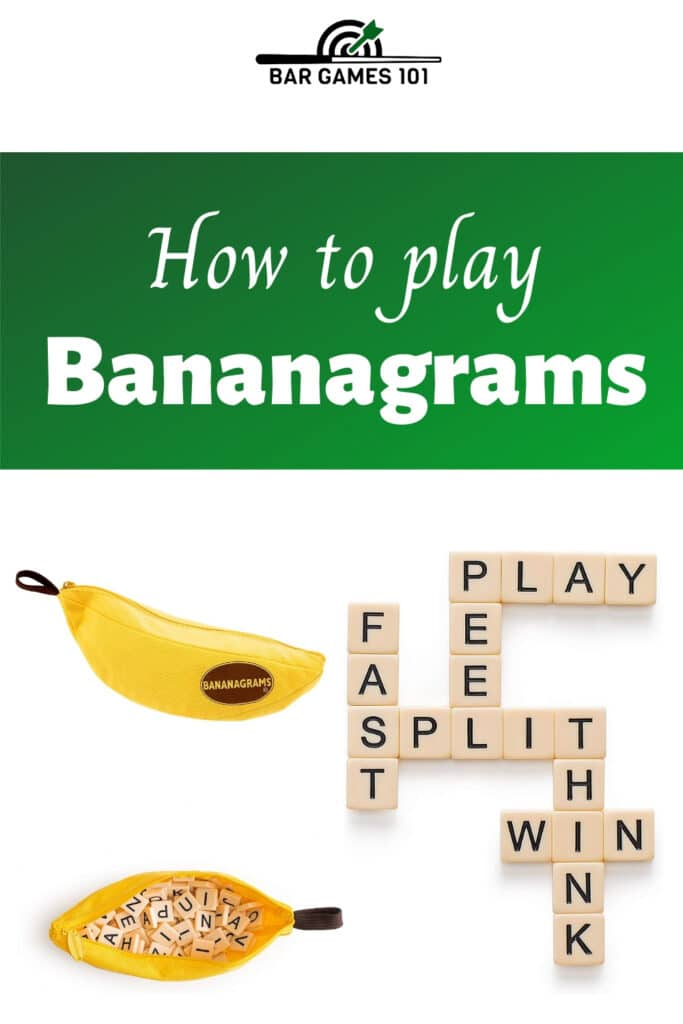 Bananagrams-Rules