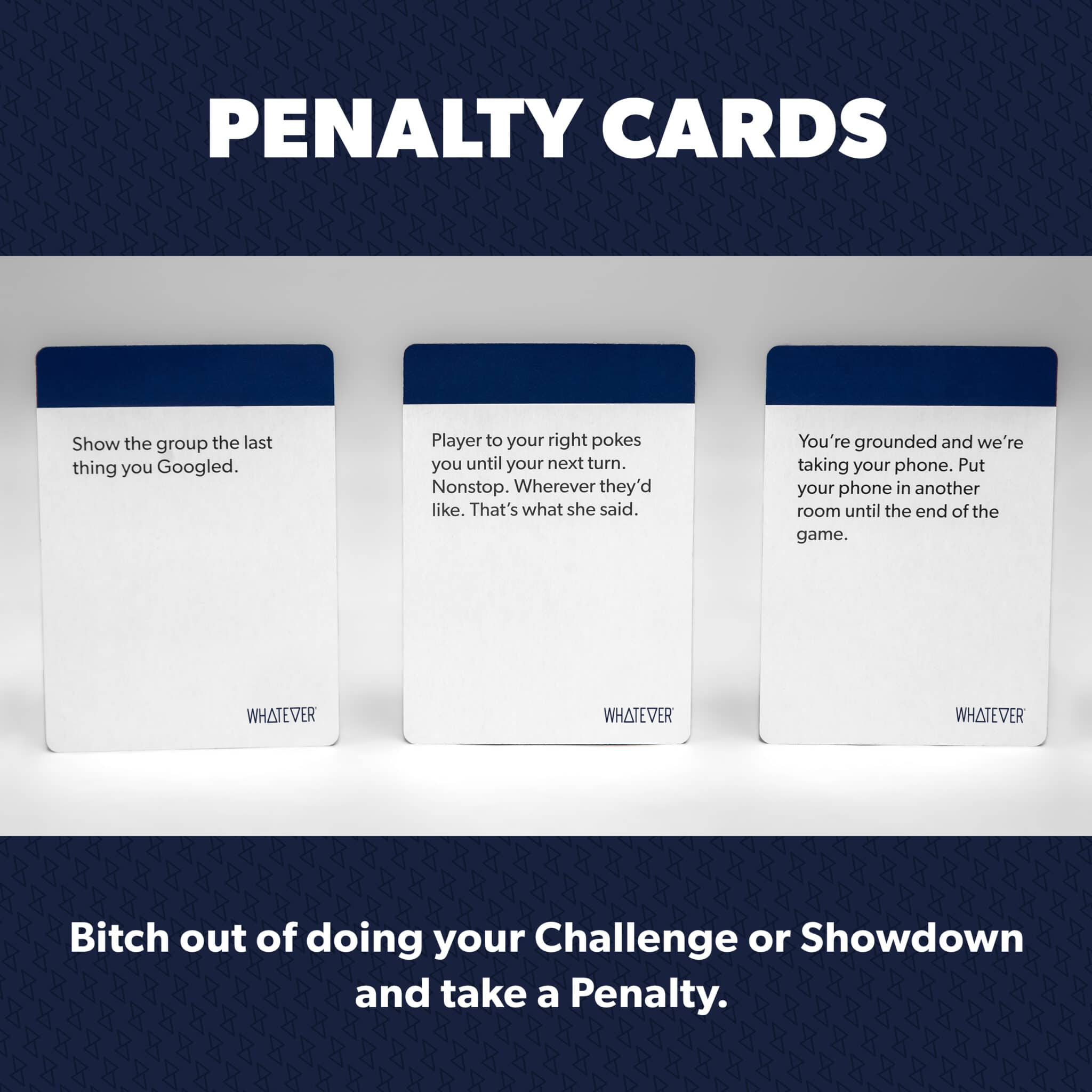 Penalty Cards