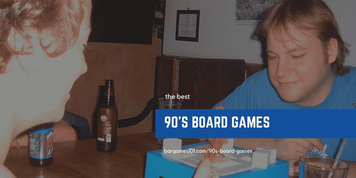 Best 90s Board Games