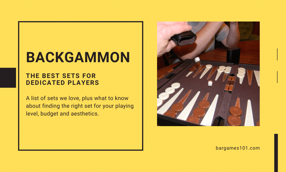 Best Backgammon Sets