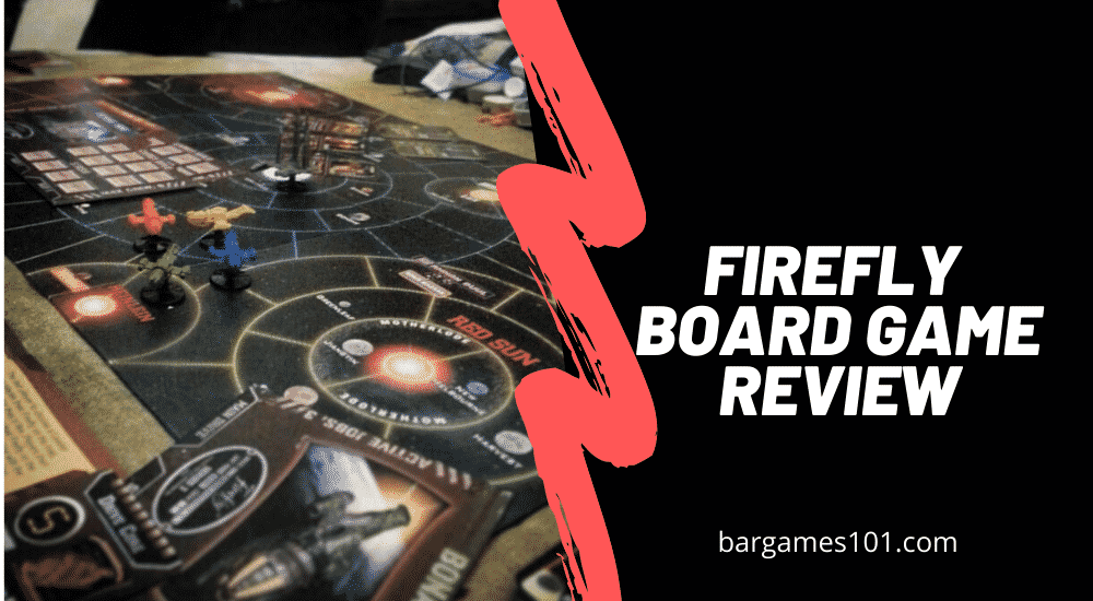 Firefly board game review