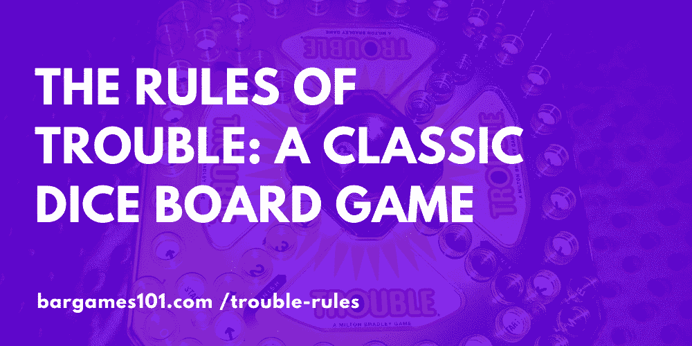 Trouble Rules