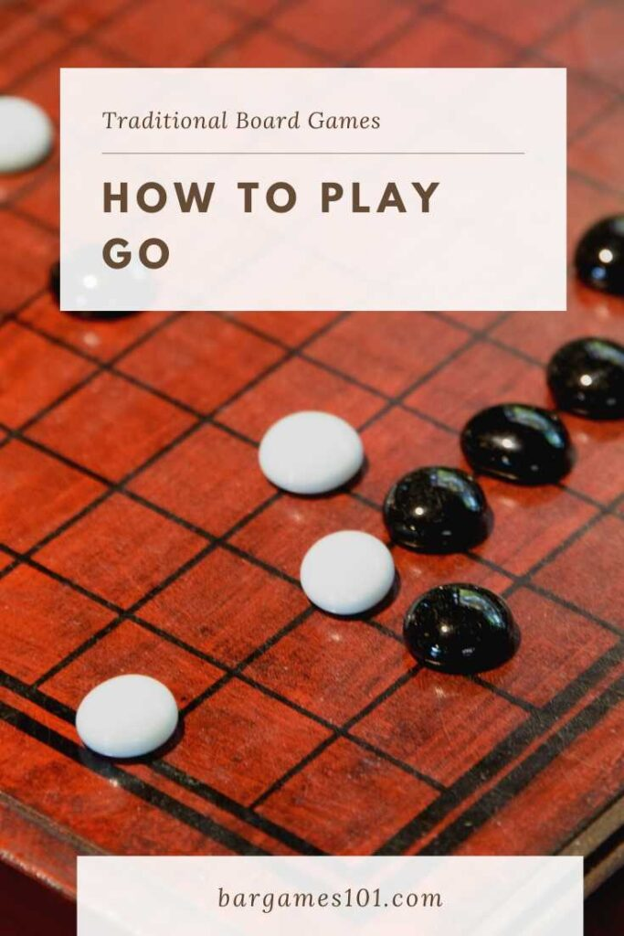 How to Play Go, the Traditional Board Game