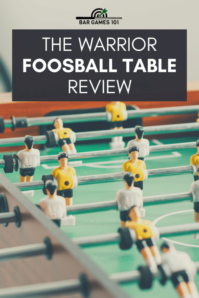 Foosball-Table-Review