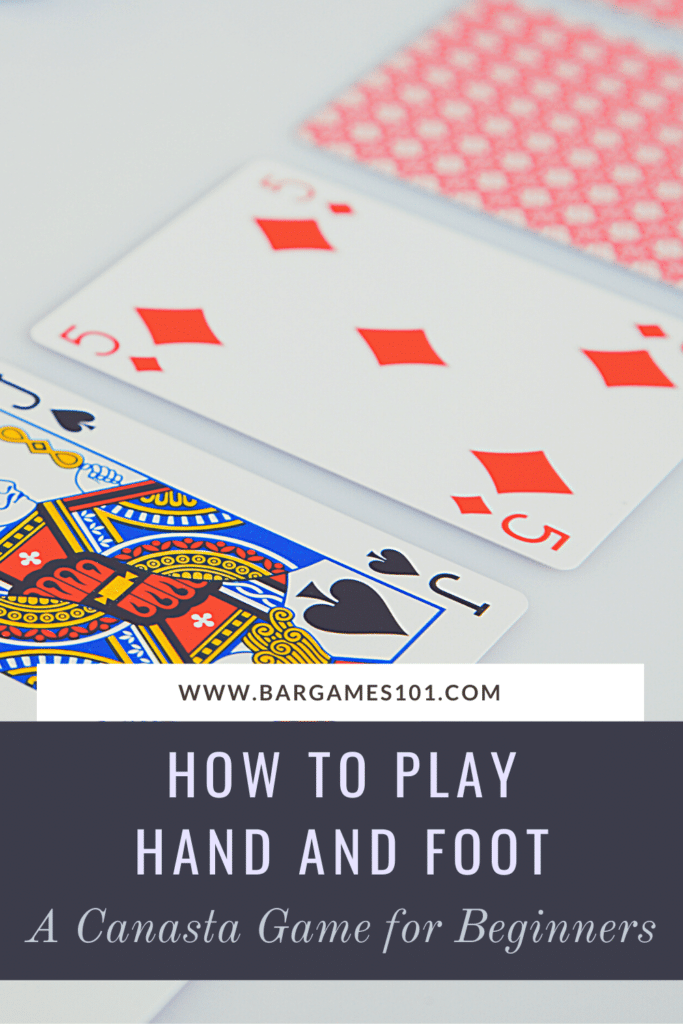 How to Play Hand and Foot