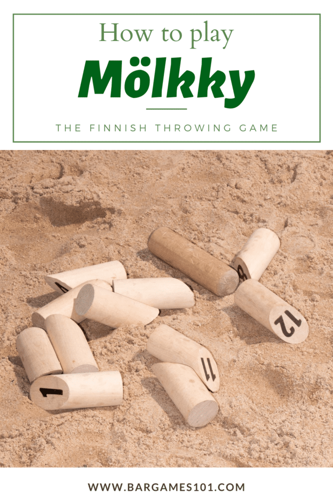 How to Play Mölkky