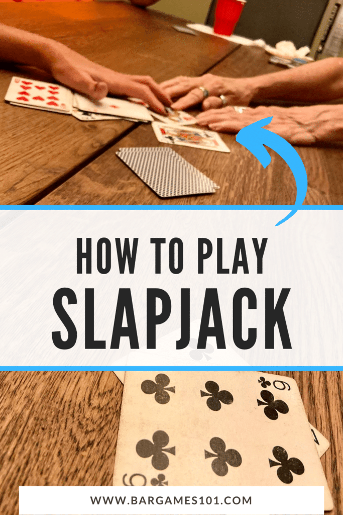 How to Play Slapjack