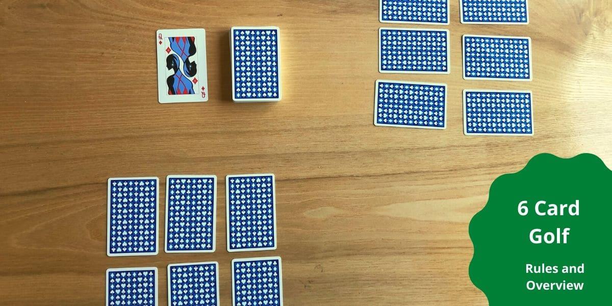 6 Card Golf