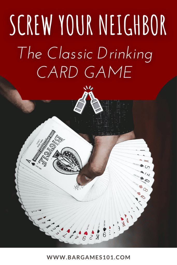 The Classic Drinking Card Game