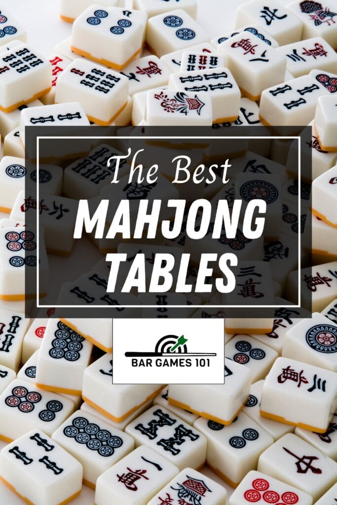 Best-Mahjong-Table