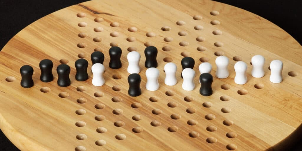 Chinese-Checkers-Board
