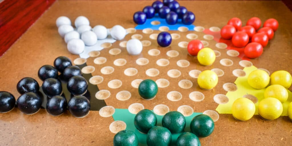 Chinese-Checkers-Boards