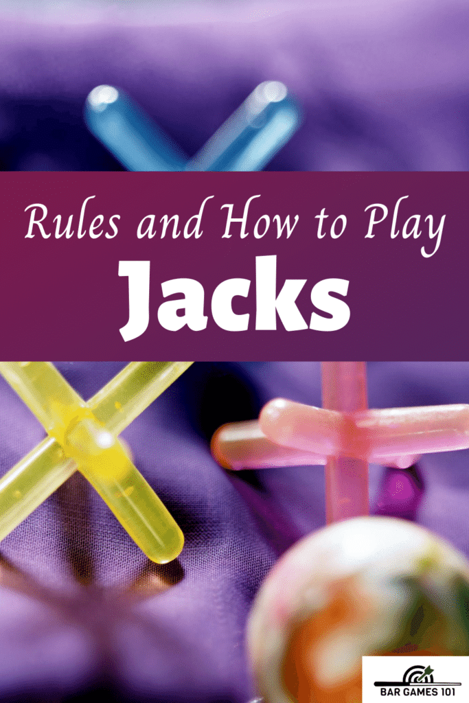 how to play jacks