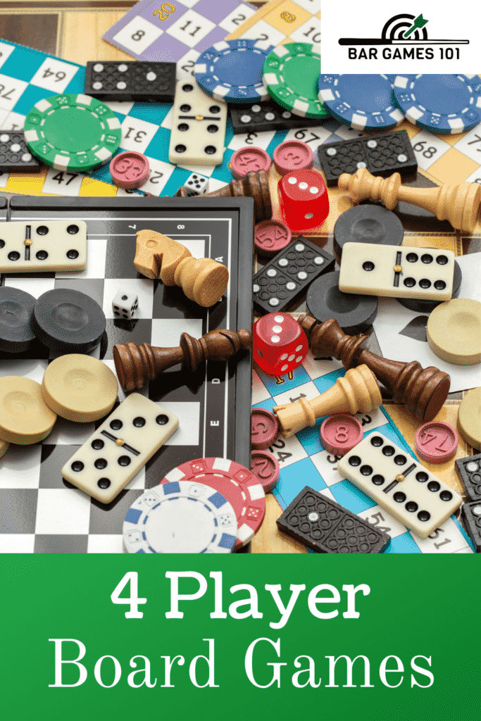 4 player board games