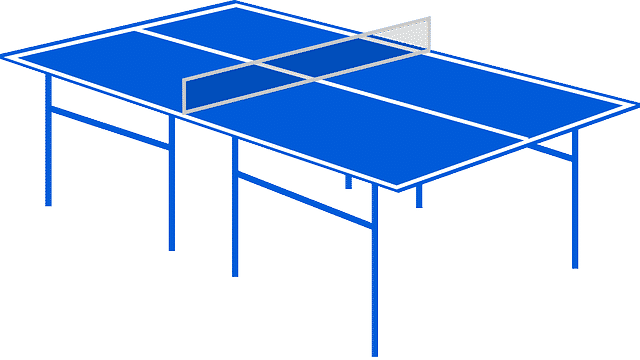 Ping Pong Table Dimensions Guide