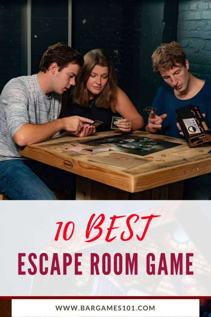 10 Best Escape Room Game Reviews