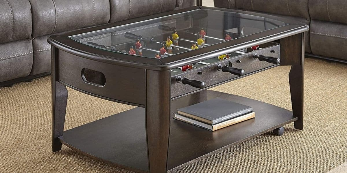 Best Foosball Coffee Table