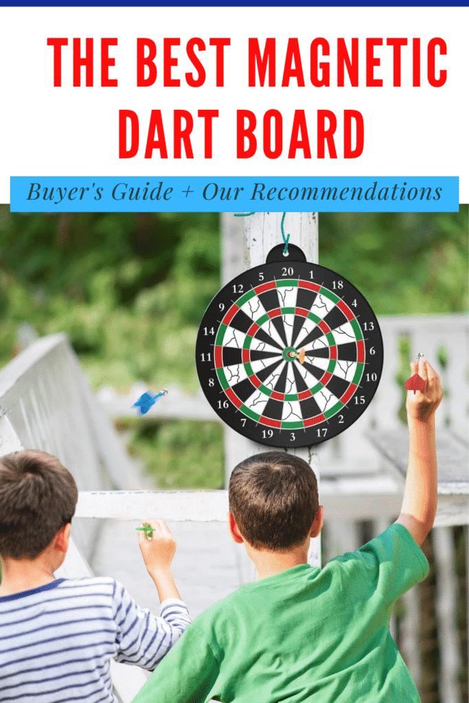 Best Magnetic Dart Board Reviews