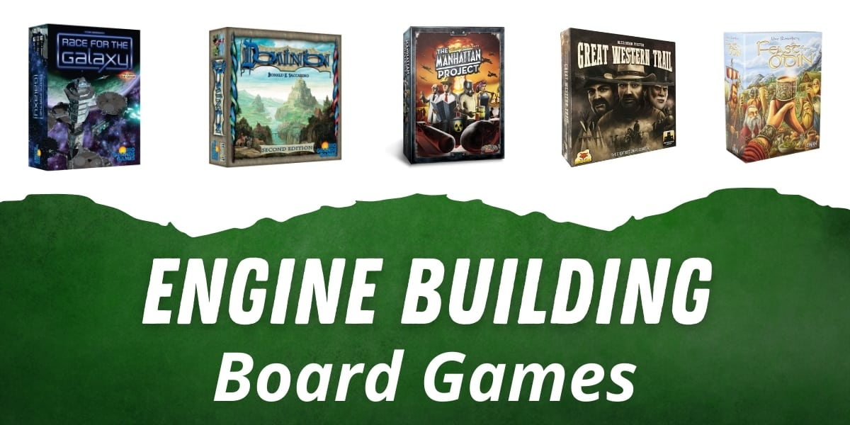 best engine building board games