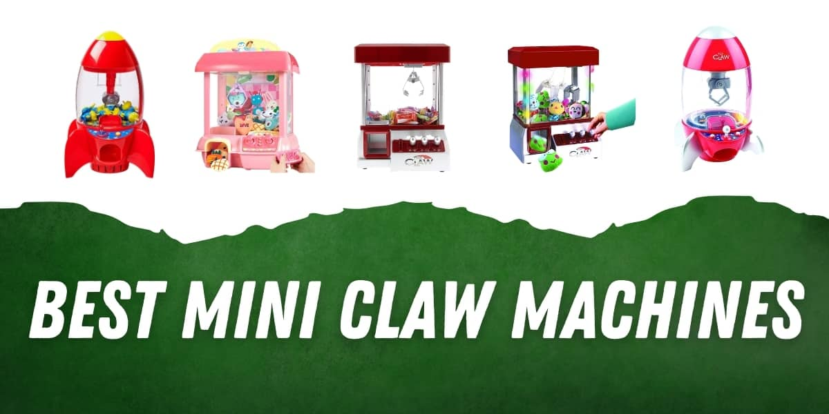 Best Mini Claw Machines
