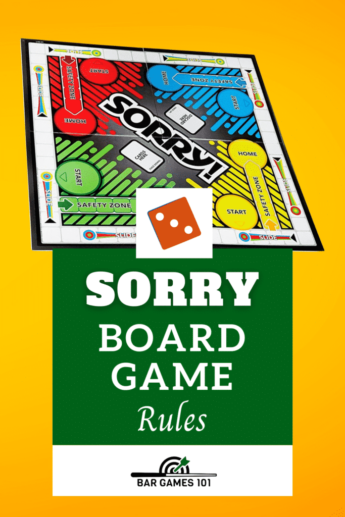 sorry rules