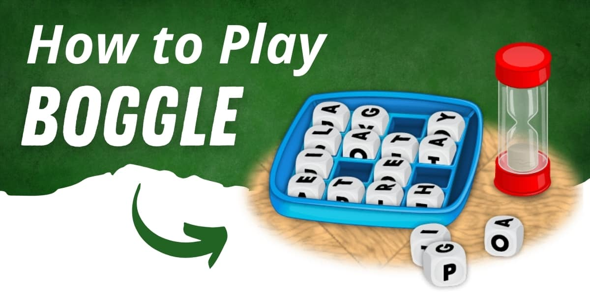 boggle rules