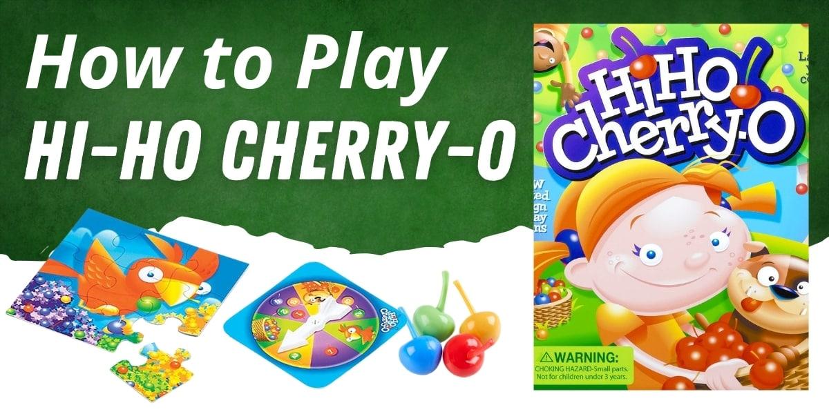 hi ho cherry o rules