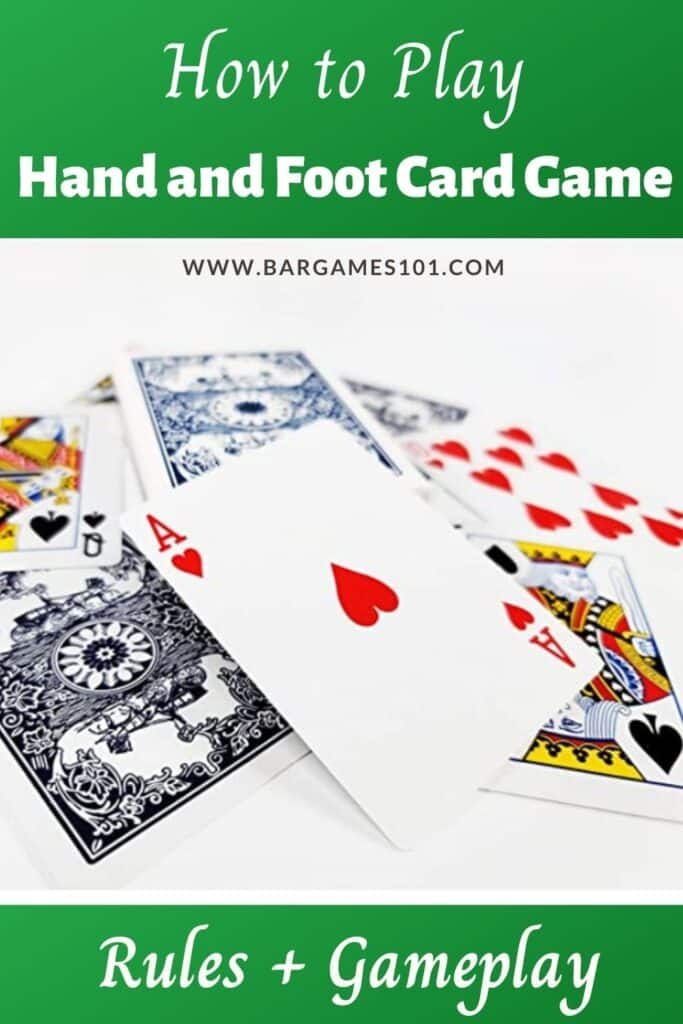 Hand and Foot Rules and Gameplay