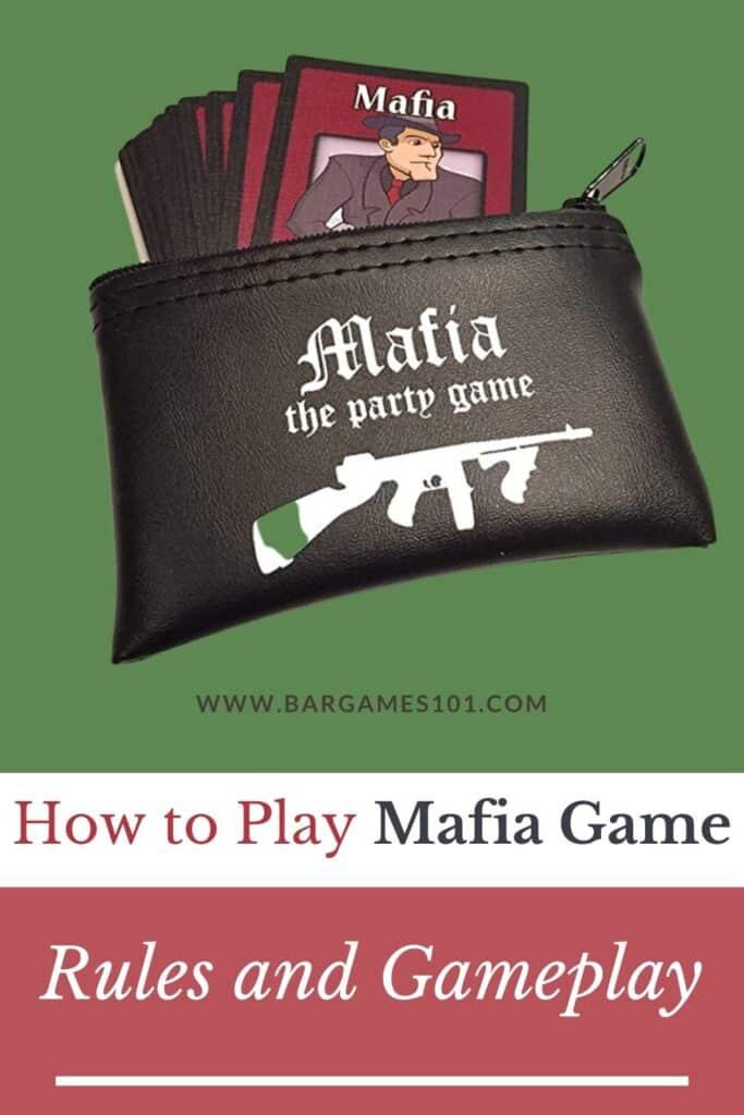 Mafia Game Rules and Gameplay