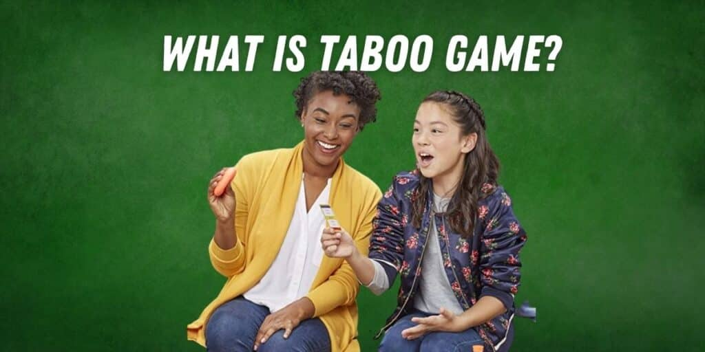What is Taboo