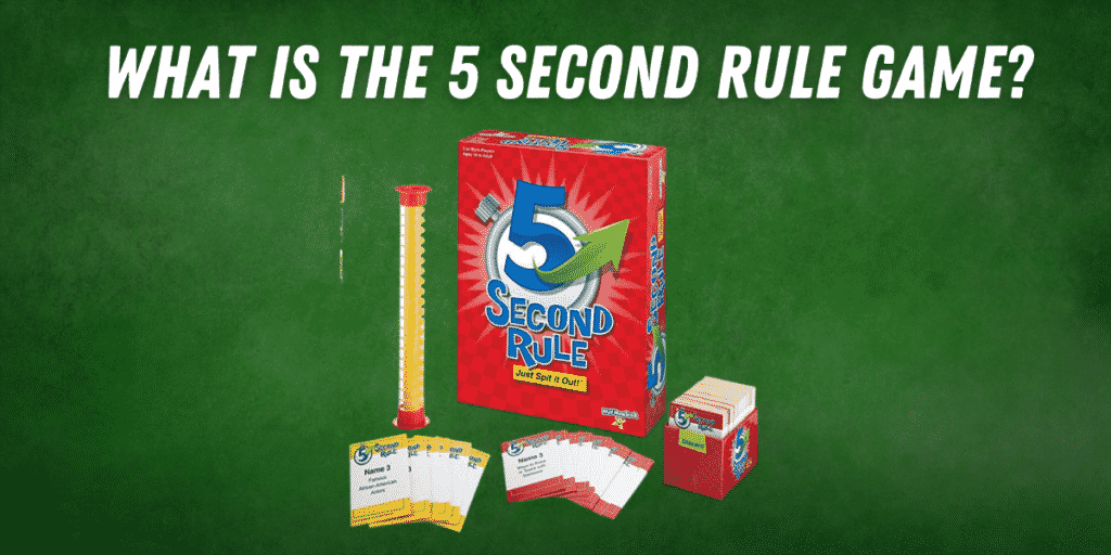 What is The 5 Second Rule Game