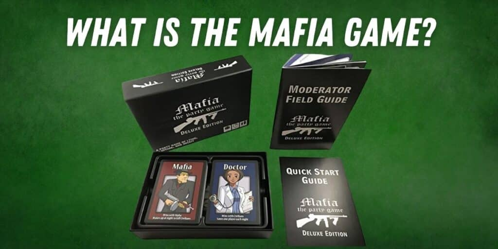 What is The Mafia Game