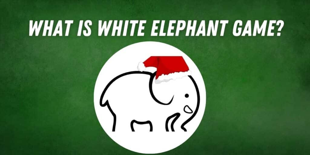 What is The White Elephant Game