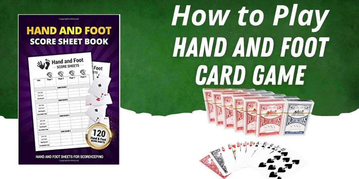 hand and foot card game rules