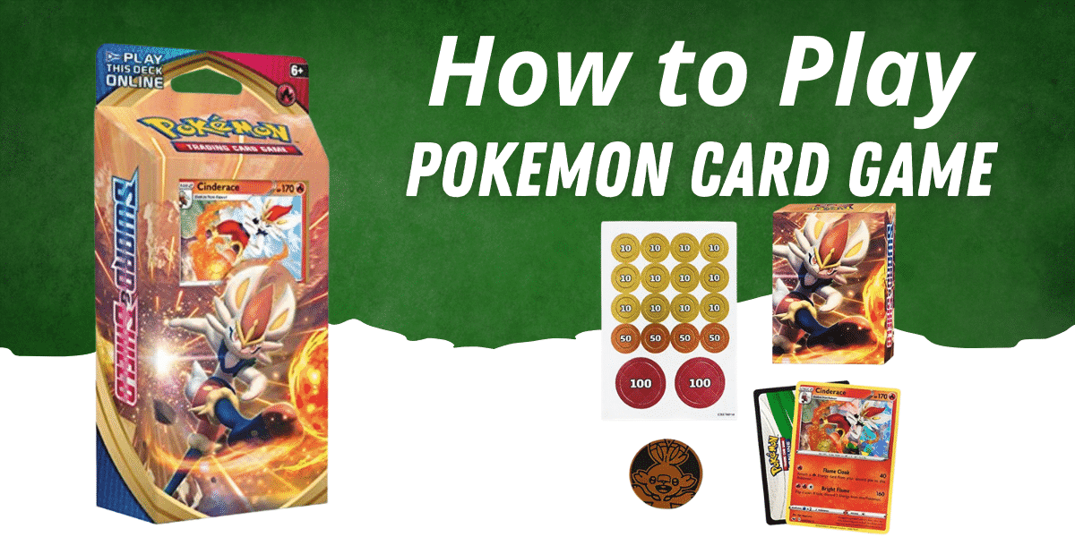 pokemon card game rules