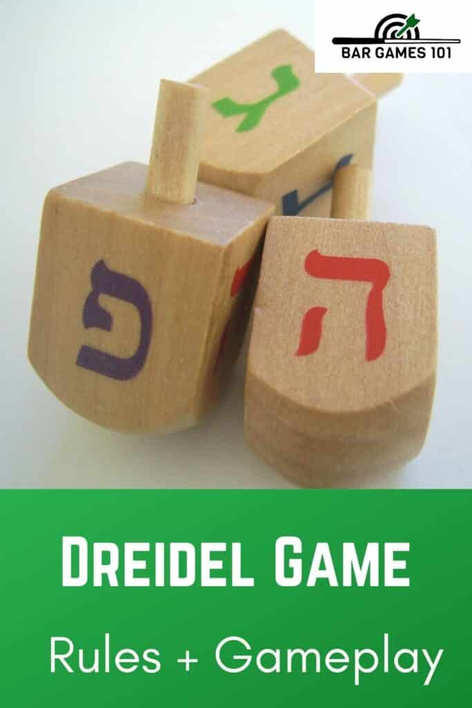 Dreidel Game Rules and How to Play