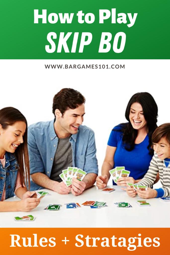 Skip Bo Rules and Gameplay