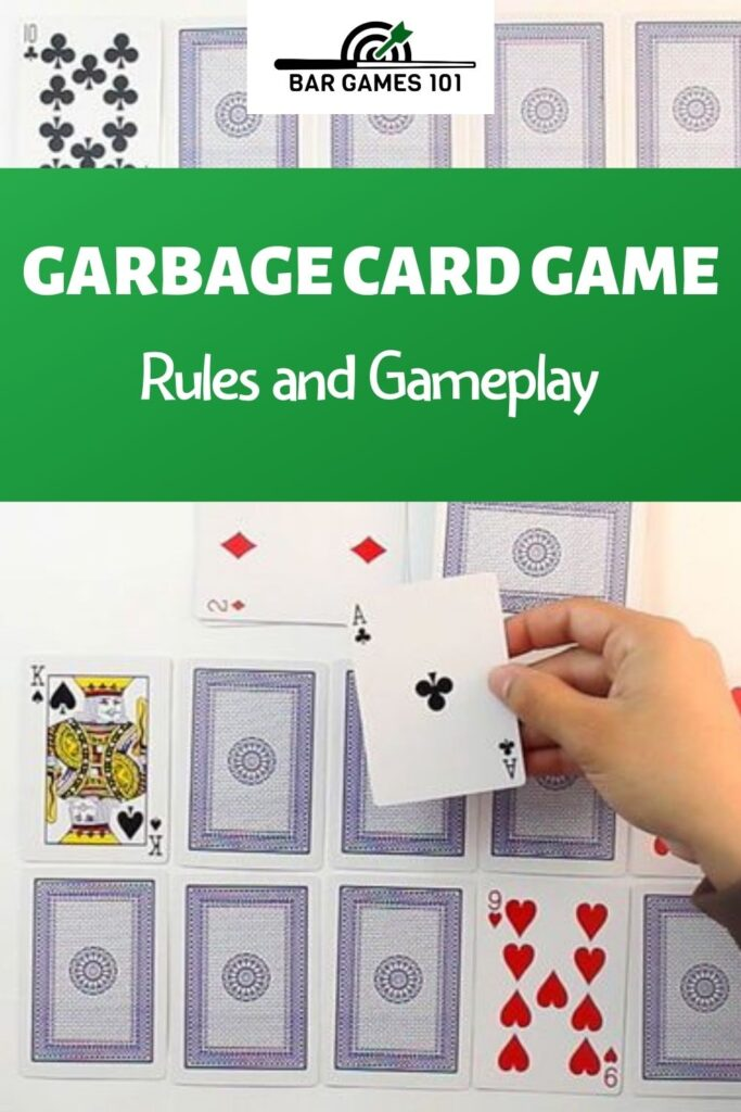 The Garbage Card Game Rules and Gameplay